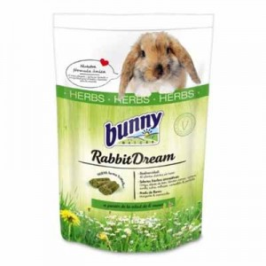 Bunny Nature Rabbit Dream Hierbas para conejos