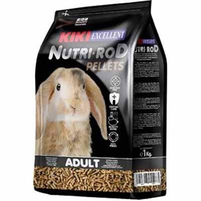 kiki excellent nutri rod pienso para conejos