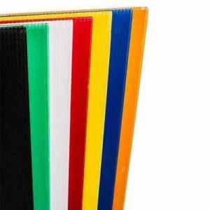 CagesCubes - Plancha de Coroplast para Jaulas CyC