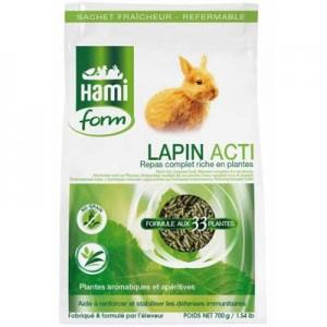 Hami Form Complet ACTI comida para Conejos