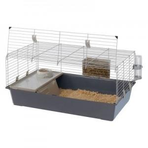 Ferplast Jaula RABBIT 100 para conejos y cobayas