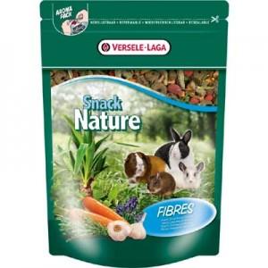 Versele laga snack nature fibras para conejos y cobayas