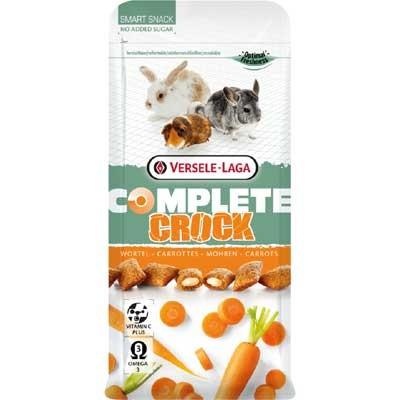 Versele Laga snack complete crock zanahoria para conejos y cobayas