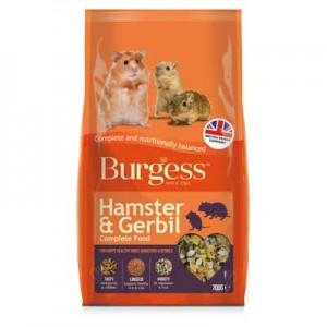 Burgess Excel Pienso para Gerbos y Hamsters