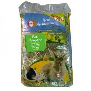 Dapac Heno Sierra de Gredos de Manzana para roedores 500 gr + 200 gr Gratis