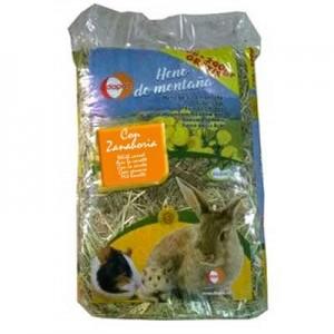 Dapac heno natural sierra de gredos con Zanahoria para conejos y roedores
