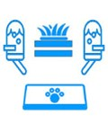 Accesorios para jaulas de roedores
