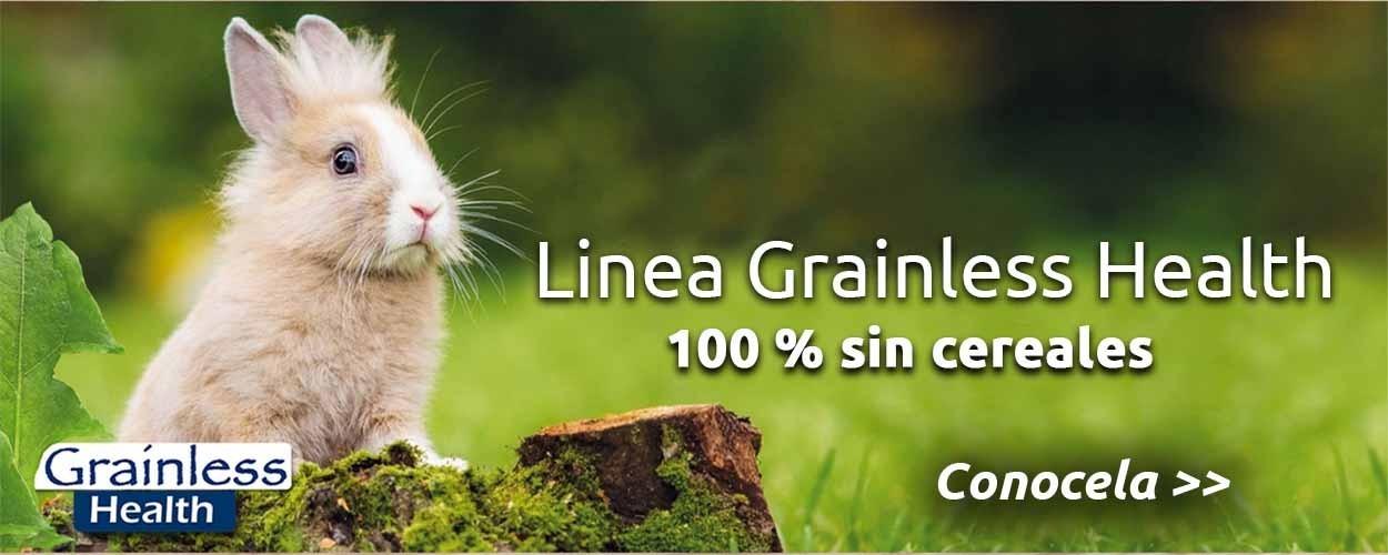 Linea Grainless health - 100% sin cereales